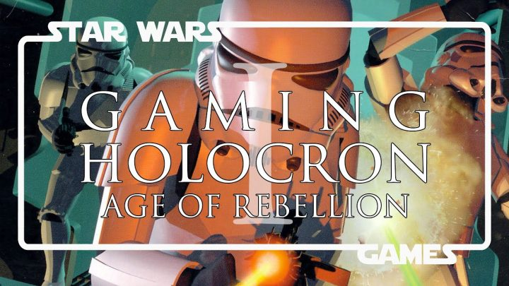 Star Wars Gaming Holocron: Episode 1 – Age of Rebellion